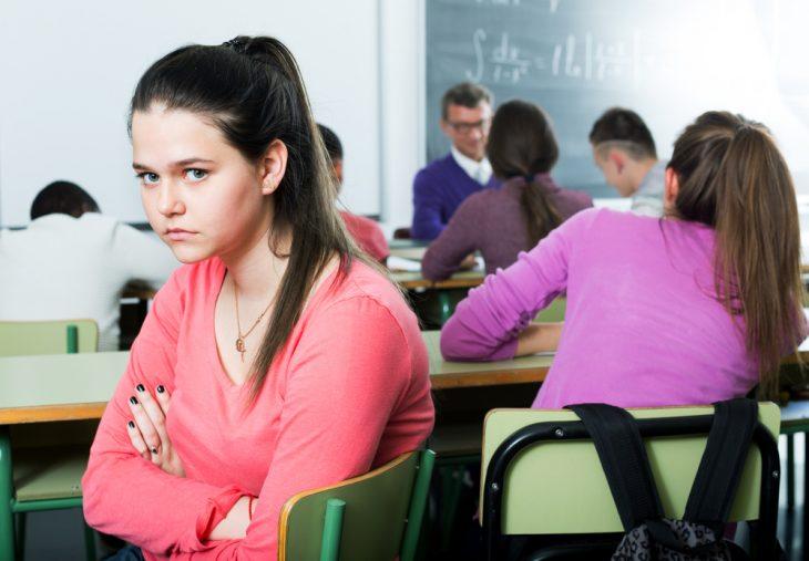 Причина школьной дезадаптации
