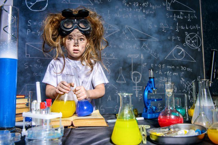 Научный эксперимент