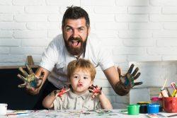 Арт-терапия в работе с детьми: цели, особенности применения, техники, приемы
