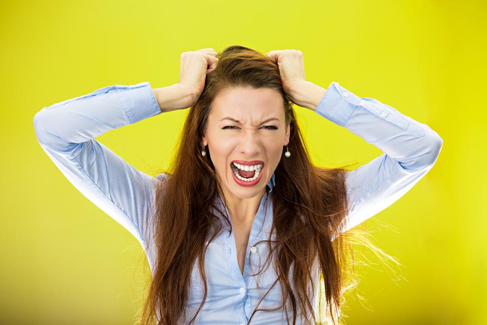 Нервный срыв у ребенка симптомы