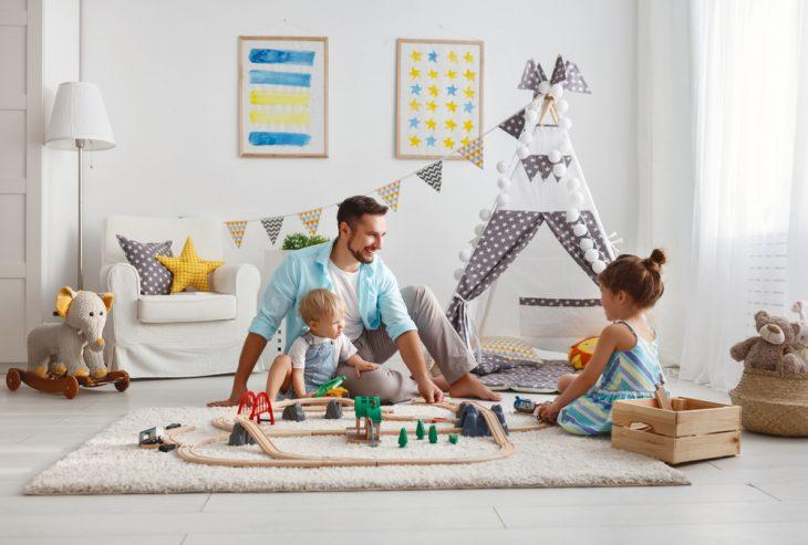 коррекция детско-родительских отношений